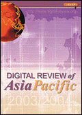 Digital Review 2003/2004 of Asia Pacific